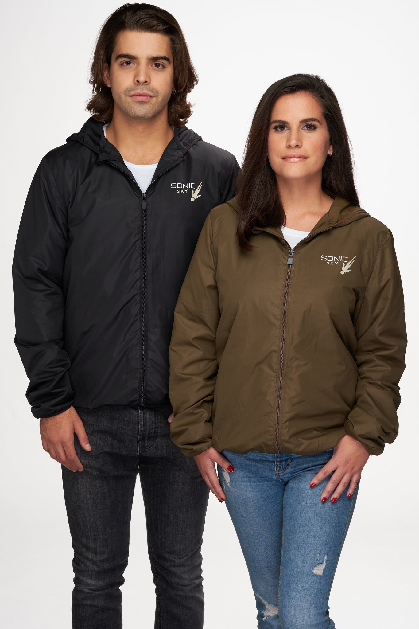 Unisex Light Padded Windbreaker