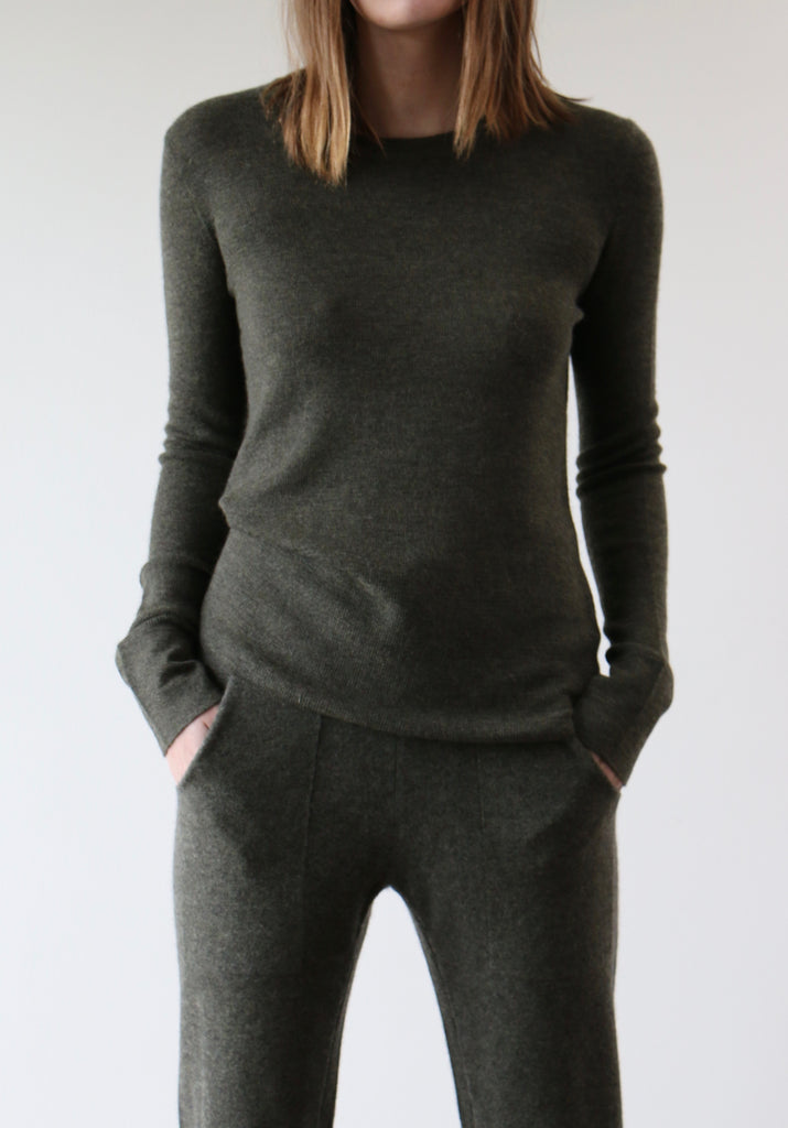 Addison Cashmere Thermal