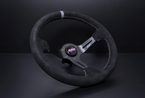 SUEDE RACE WHEEL