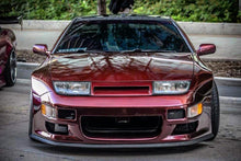 Load image into Gallery viewer, Nissan 300ZX 1990-1996 GR Spec Style 1 Piece Polyurethane Front Bumper (2+2 or 2+0)