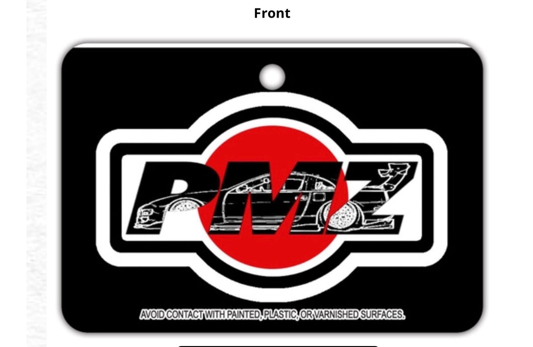 Limited Edition PMZ Air Freshener (BlinkyZ Entries)
