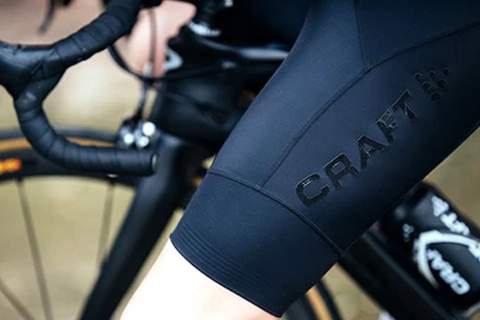 Craft sportswear product guides