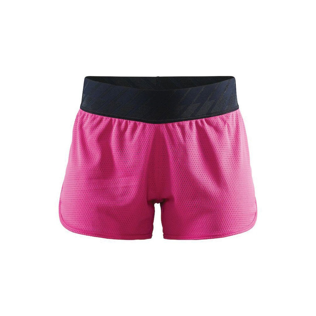 WOMEN'S CHARGE MESH TRAINING SHORTS
