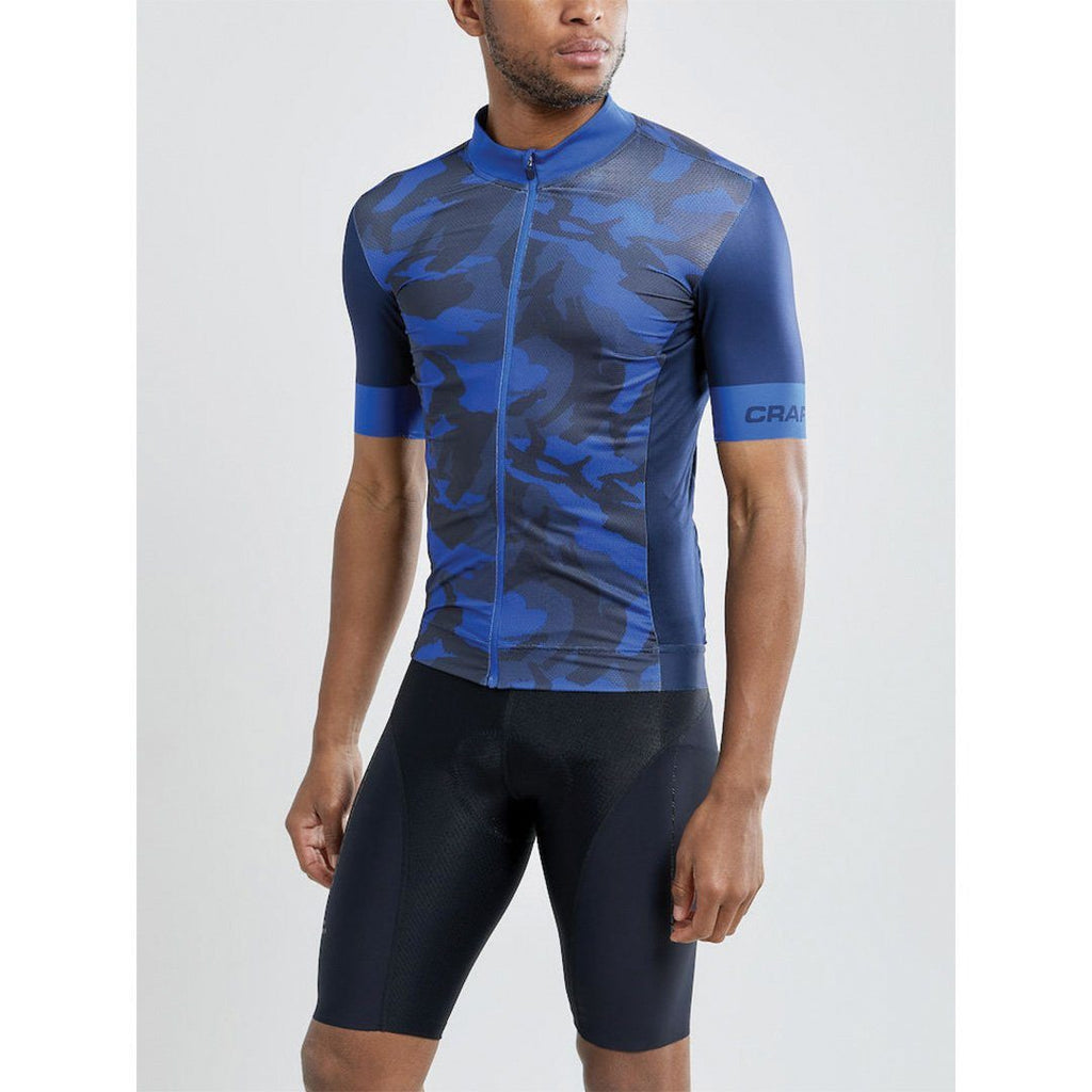 MEN'S GRAPHIC TRAINING CYCLING JERSEY