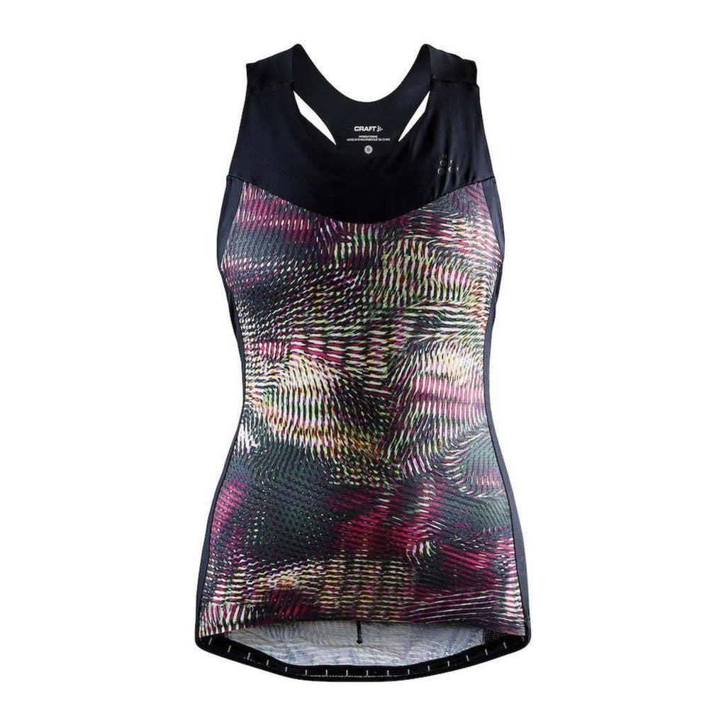WOMEN'S STRIDE CYCLING SINGLET
