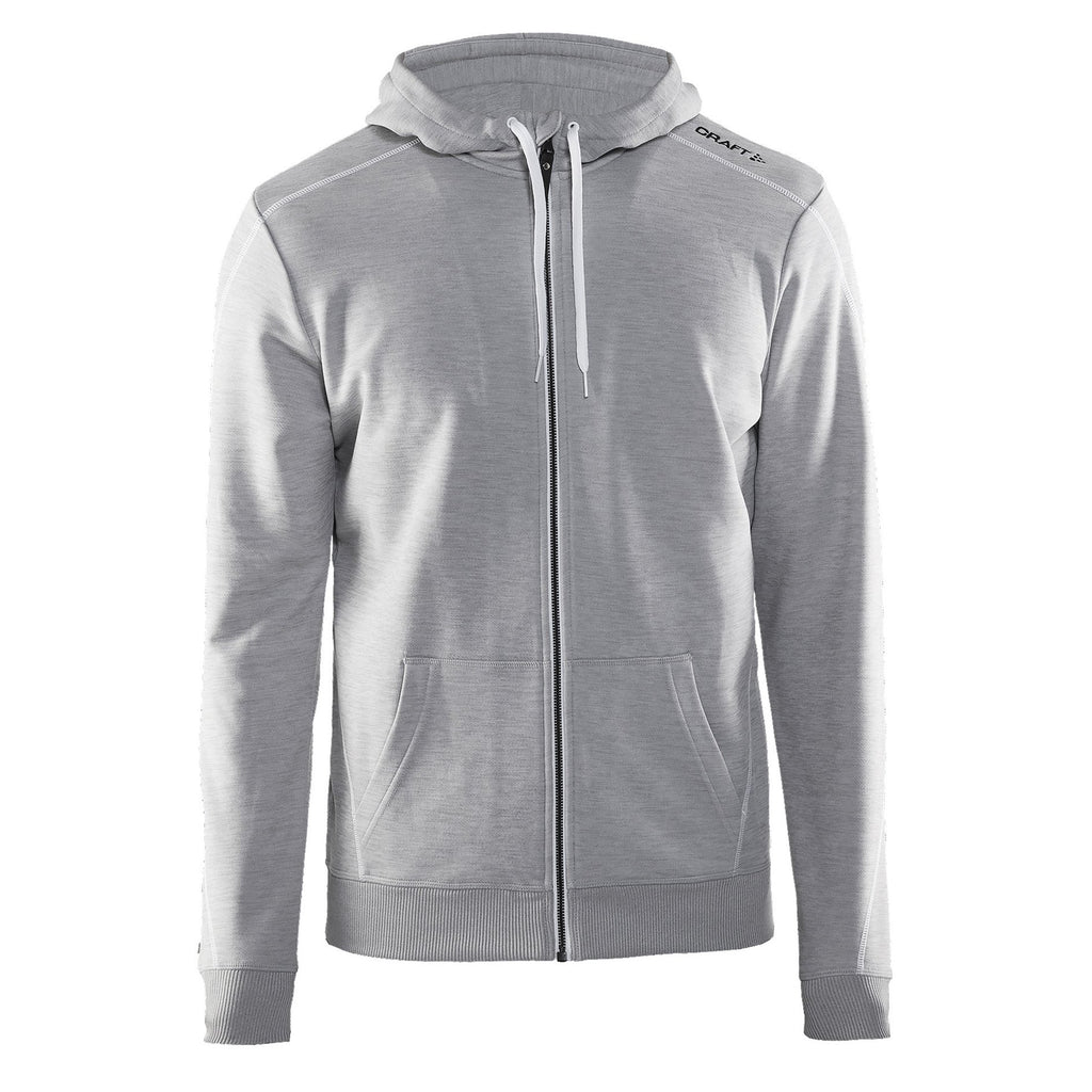 In-the-zone Full Zip Hood M