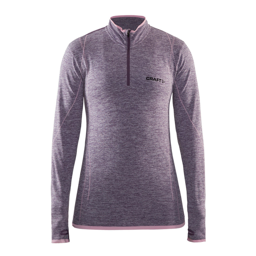 Women's Active Comfort Zip Neck Baselayer