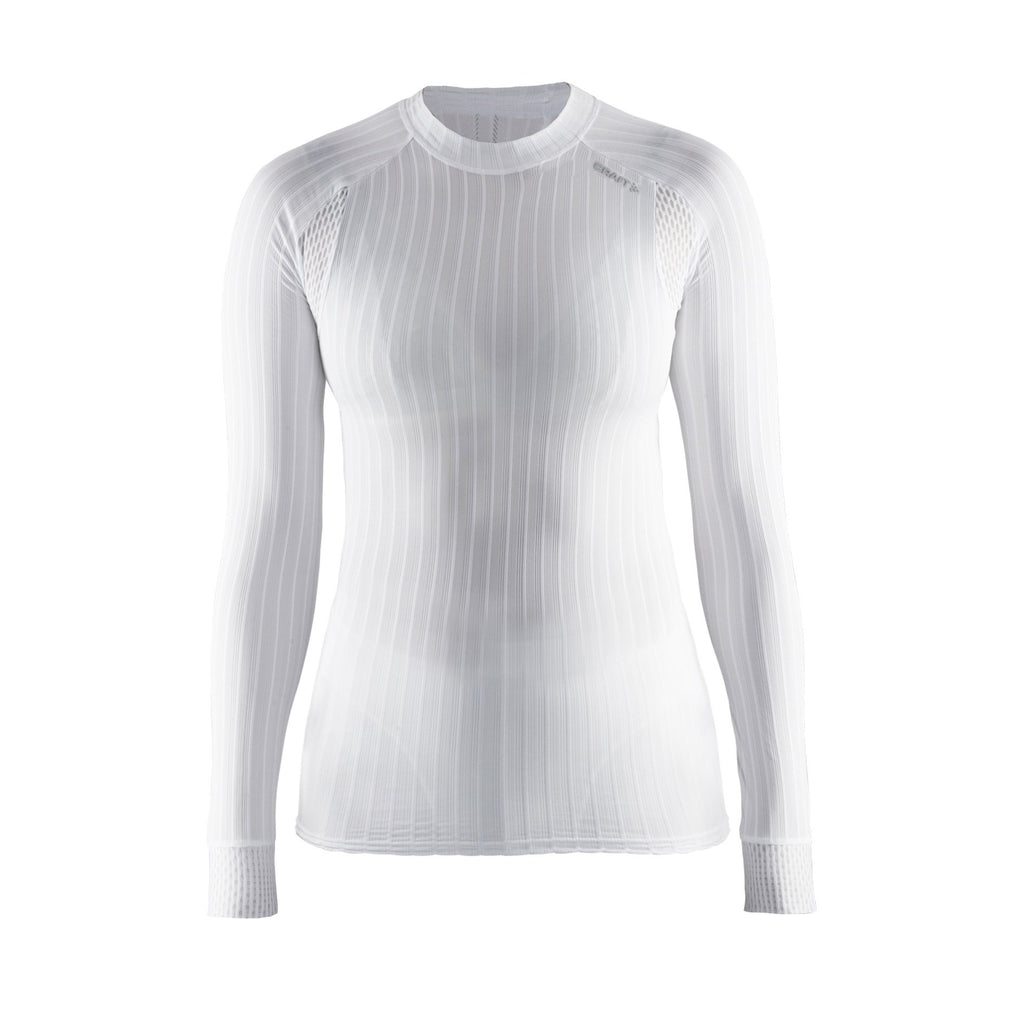 Craft Active Extreme 2.0 Long Sleeve Baselayer White Front