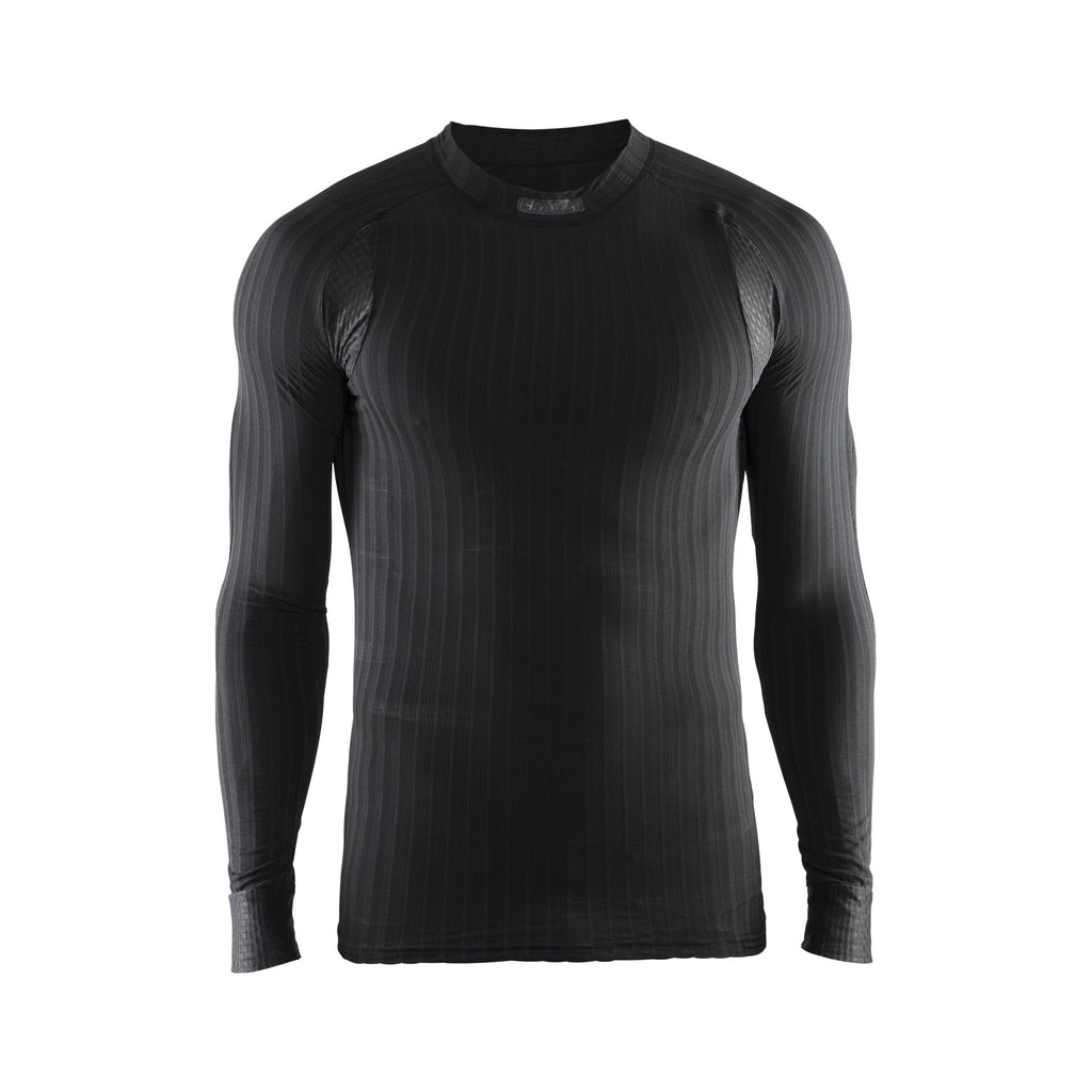 Craft Active Extreme 2.0 Long Sleeve Baselayer Black Front