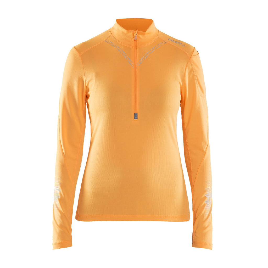 Women's Brilliant 2.0 Half Zip Run Pullover