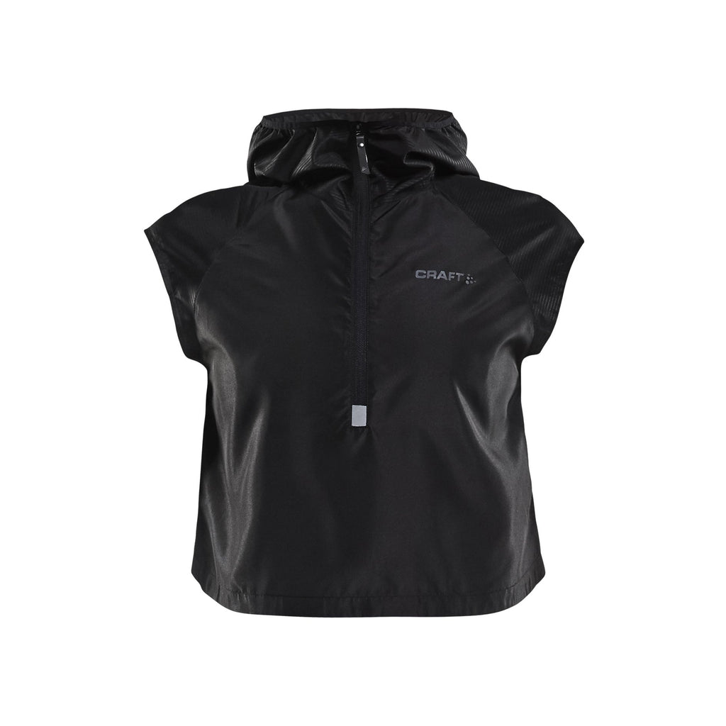 Women's Eaze Short Sleeve Hood Jacket