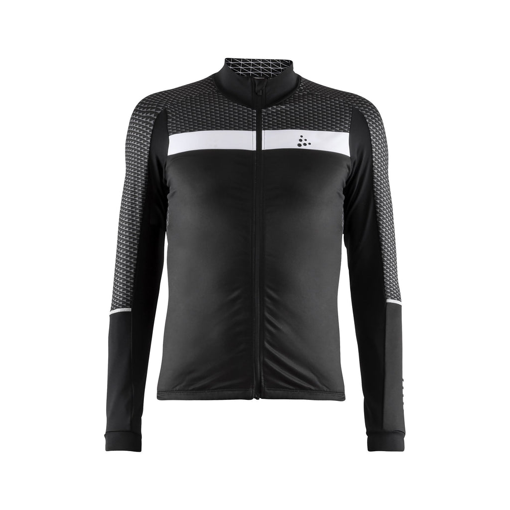 Men's Route Cycling Jersey Long Sleeve
