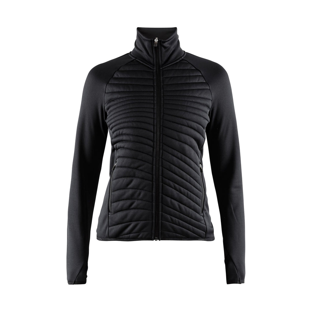 Women's Breakaway Jersey Quilt Training Jacket