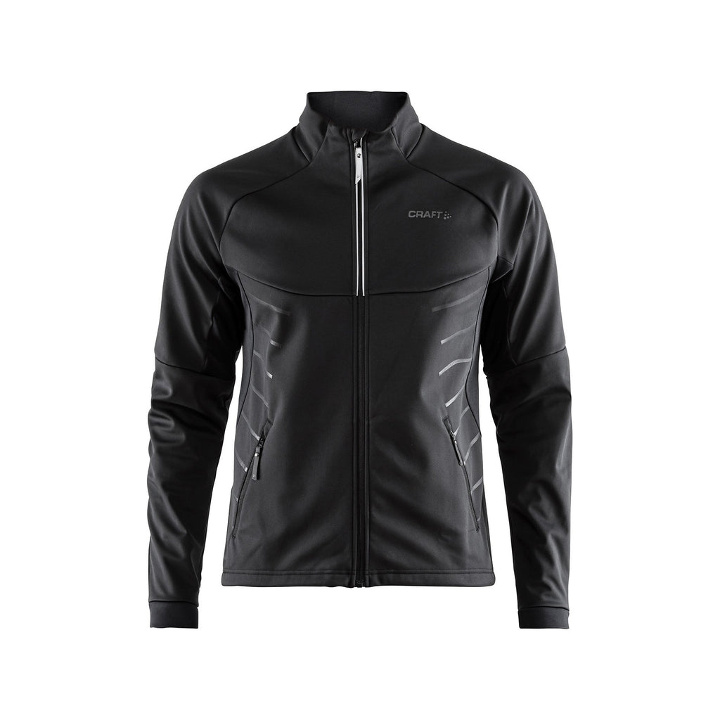 Craft Winter Warm Training Jacket Black