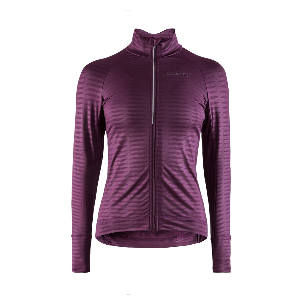 Women's Velo Thermal Cycling Jersey 2.0