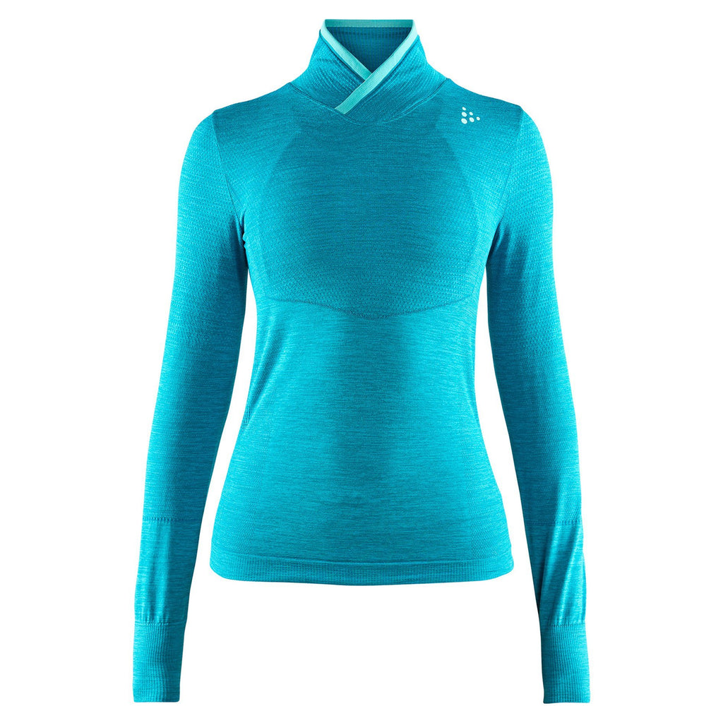 Womens Fuseknit Comfort Wrap Long Sleeve Baslayer