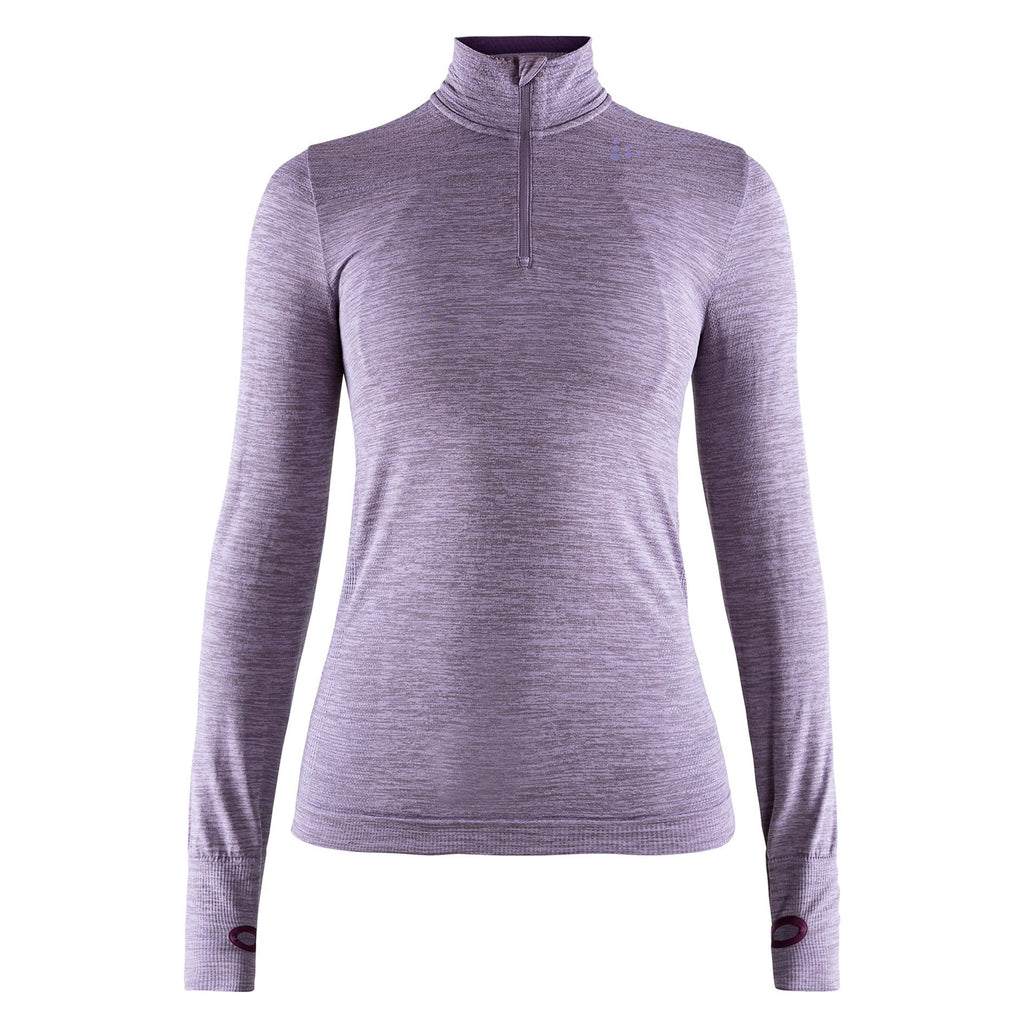 Women's Fuseknit Comfort Zip Neck Baselayer