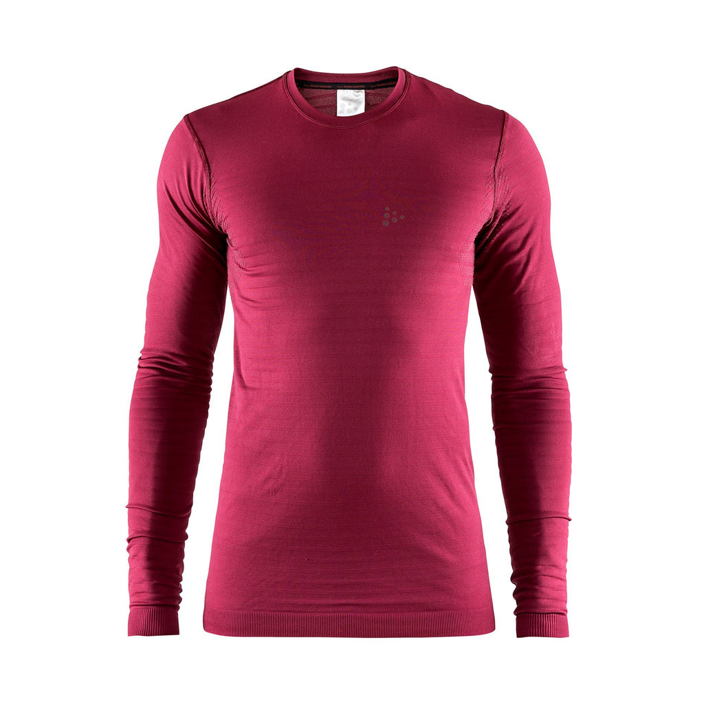 Craft Warm Comfort Long Sleeve Baselayer Red