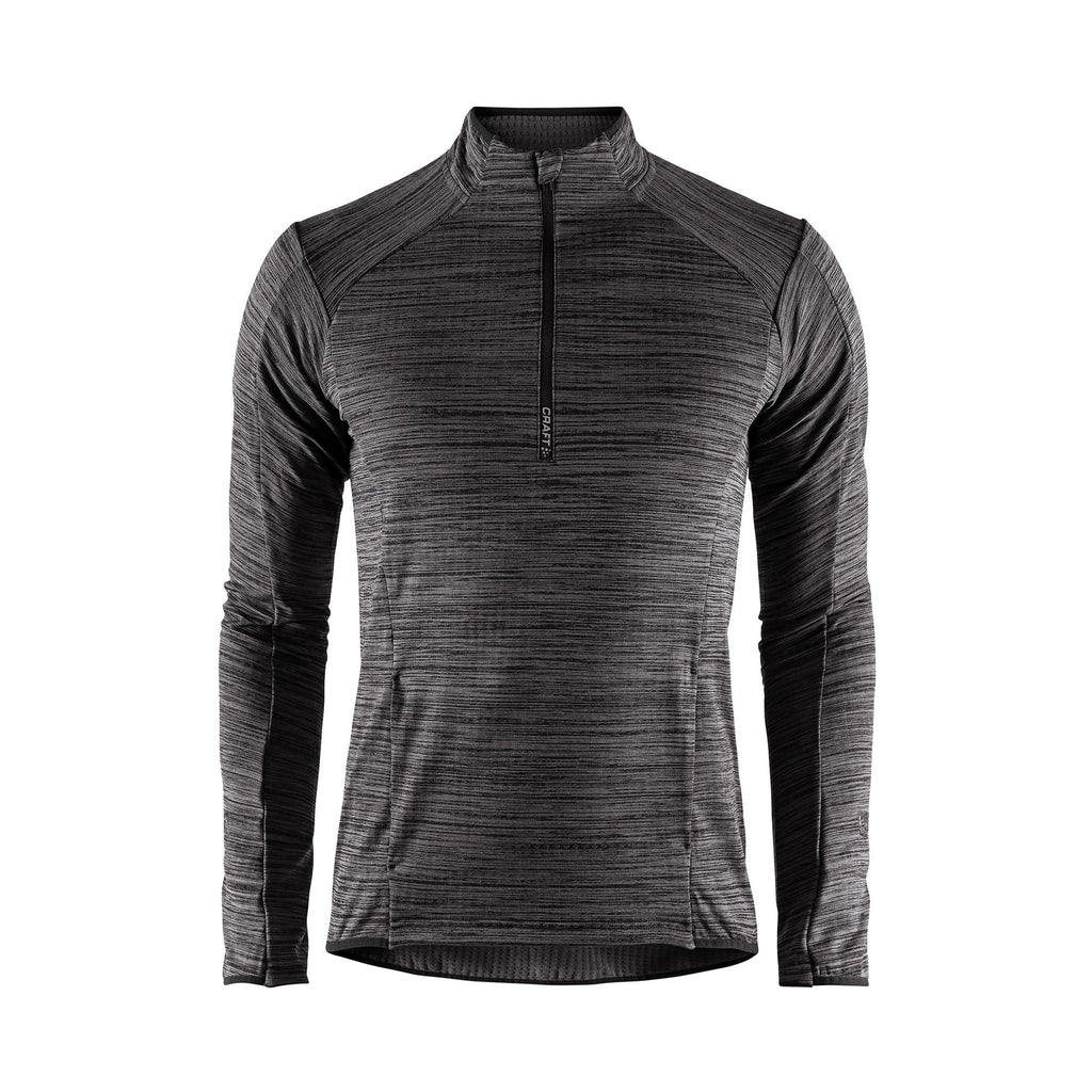 Men's Grid Halfzip Midlayer