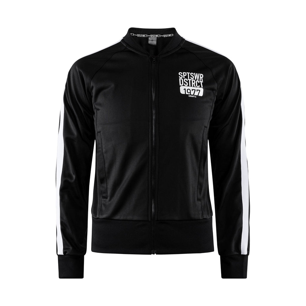 WOMEN'S DISTRICT WCT TRAINING JACKET