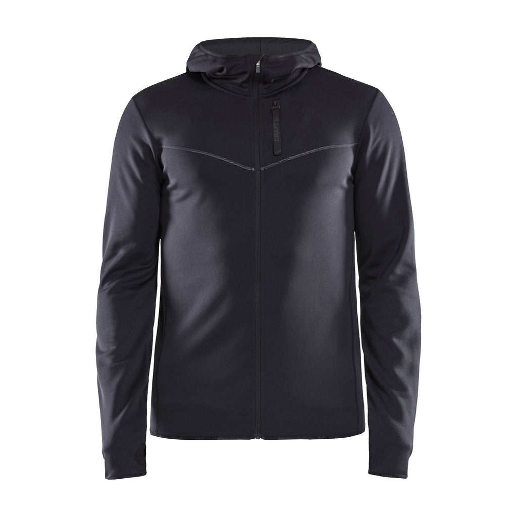 Men's Eaze Sweat Hood Training Jacket