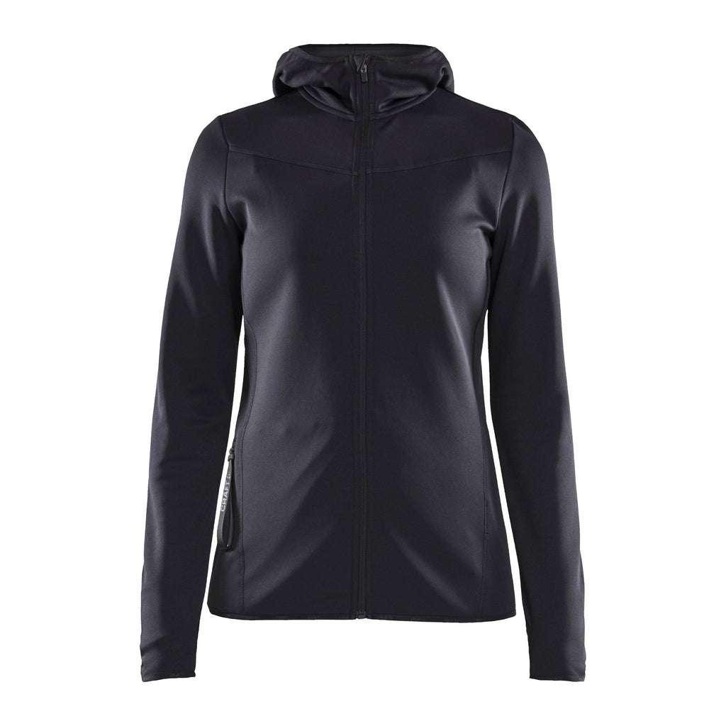 Women's Eaze Sweat Hood Training Jacket