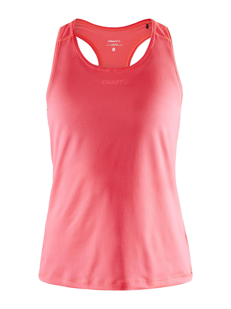 WOMEN'S ADV ESSENCE TRAINING SINGLET Women's Top, T's, and Tanks Craft Sportswear NA