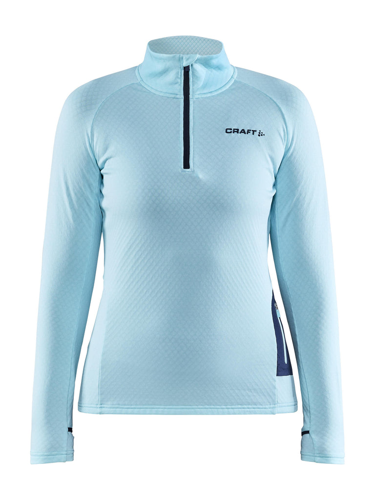 WOMEN'S CORE TRIM THERMAL MIDLAYER