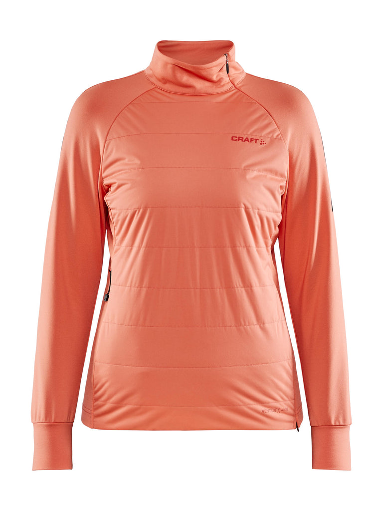 WOMEN'S ADV STORM INSULATE PULLOVER Craft Sportswear NA