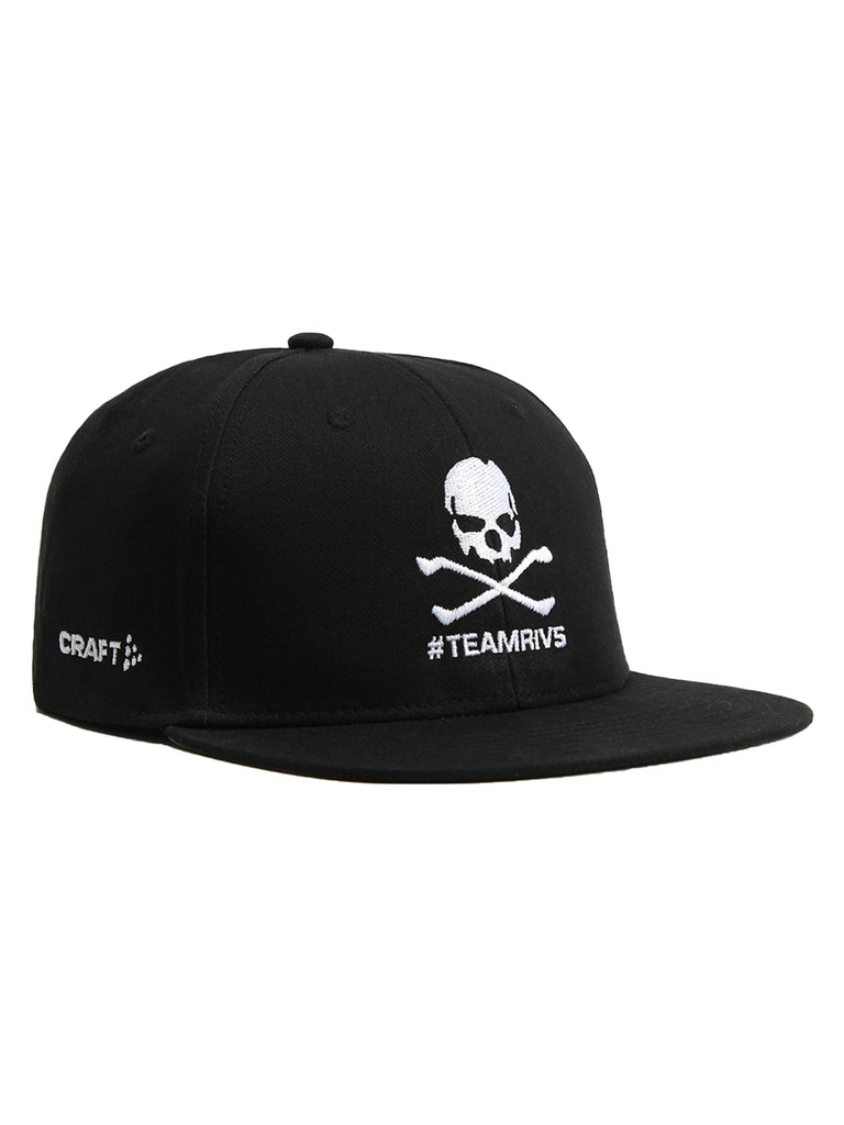 Team Rivs Flat Brim Hat Craft Sportswear NA