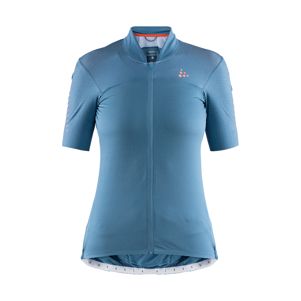 Women's Hale Glow Cycling Jersey