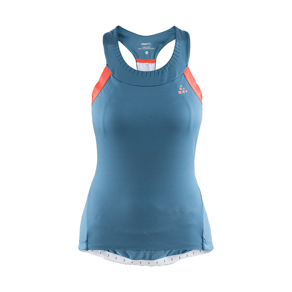 Women's Hale Glow Cycling Singlet