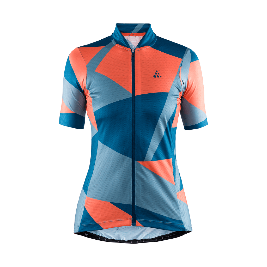 Women's Hale Graphic Cycling Jersey