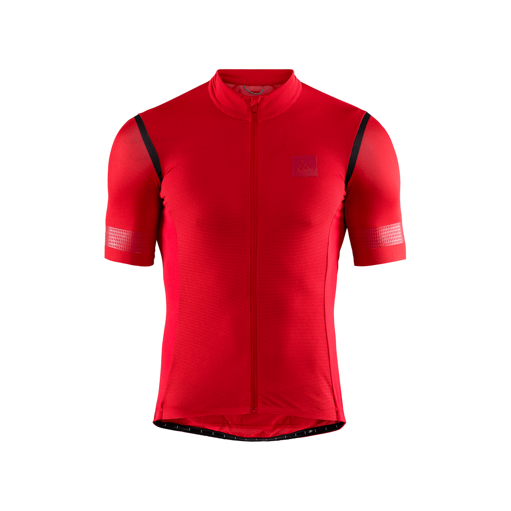 Men's Hale Glow Cycling Jersey Craft Sportswear NA