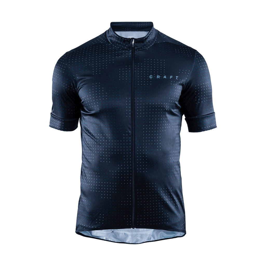 Men's Bold Graphic Cycling Jersey