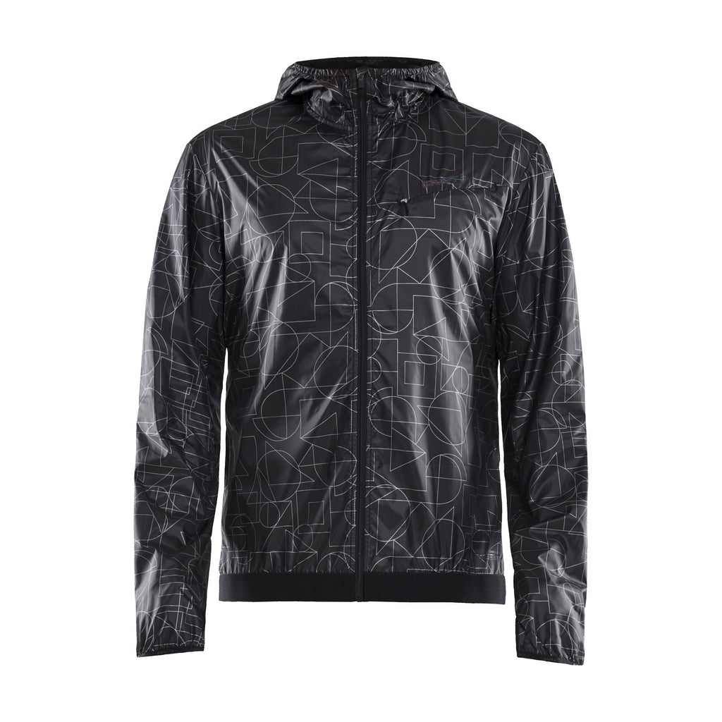 Men's Lumen Wind Running Jacket Final Sale Craft Sportswear NA
