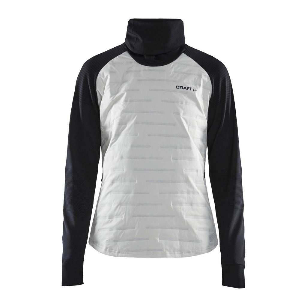Women's Subz Insulated Running Pullover