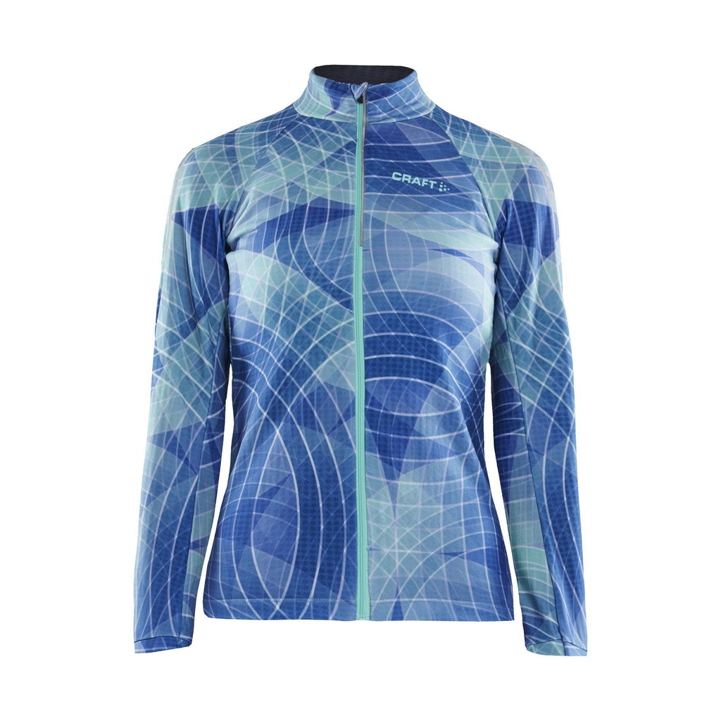 WOMEN'S IDEAL THERMAL CYCLING JERSEY