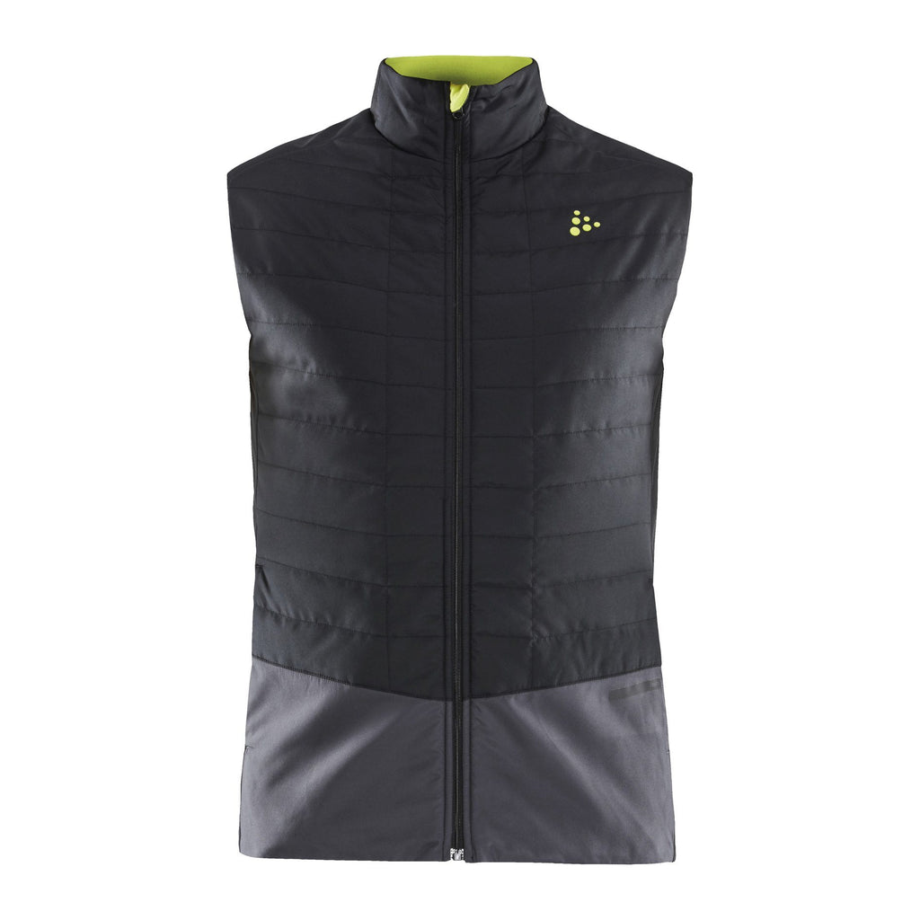 Men's Storm Thermal Cross Country Ski Vest Final Sale Craft Sportswear NA