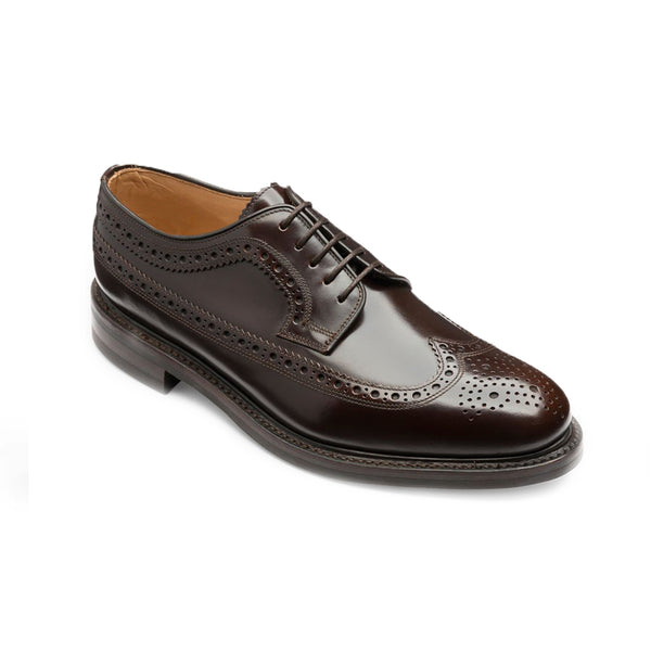 Pantofi Sovereign Dark Brown