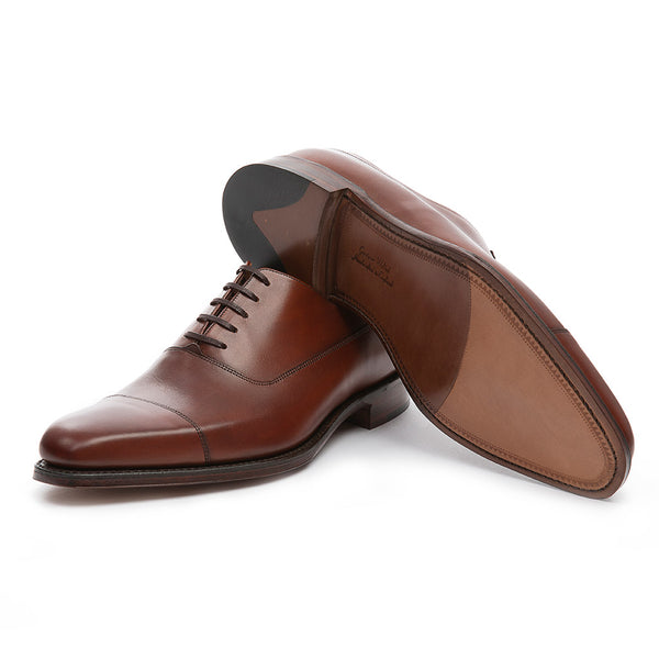 Laxford Mahogany shoes
