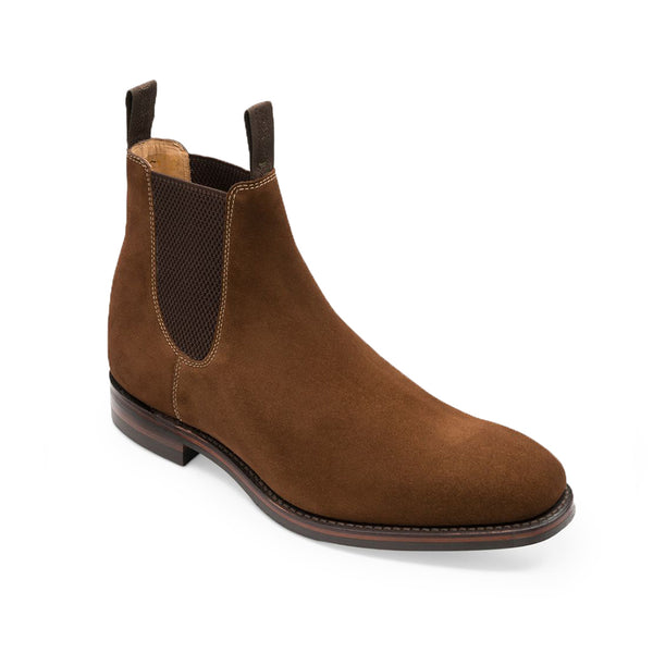 Ghete Chatsworth Dainite Brown Suede