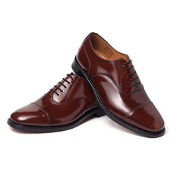 Pantofi Oxford 200 Brown
