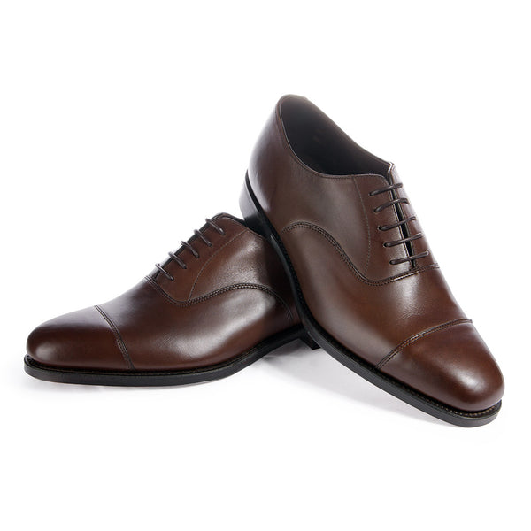 Abberline Brown shoes