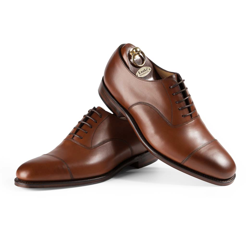 a71342bc389 Aldwych Mahogany Shoes – Loake Shoemakers