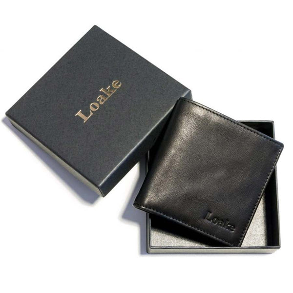 Black Lloyd Wallet