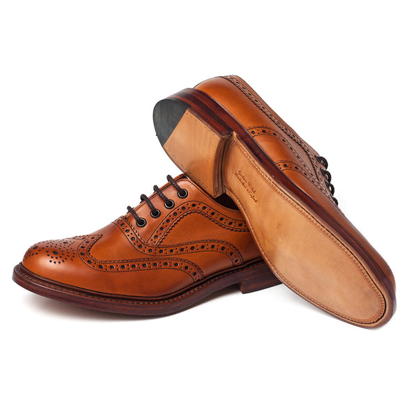 Ashby Tan shoes