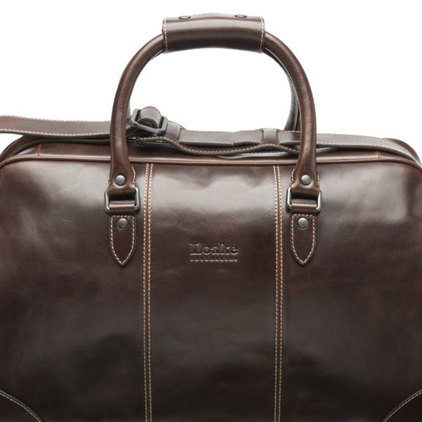 Dark Brown Burghley Bag