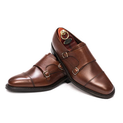 Benedict Dark Brown shoes