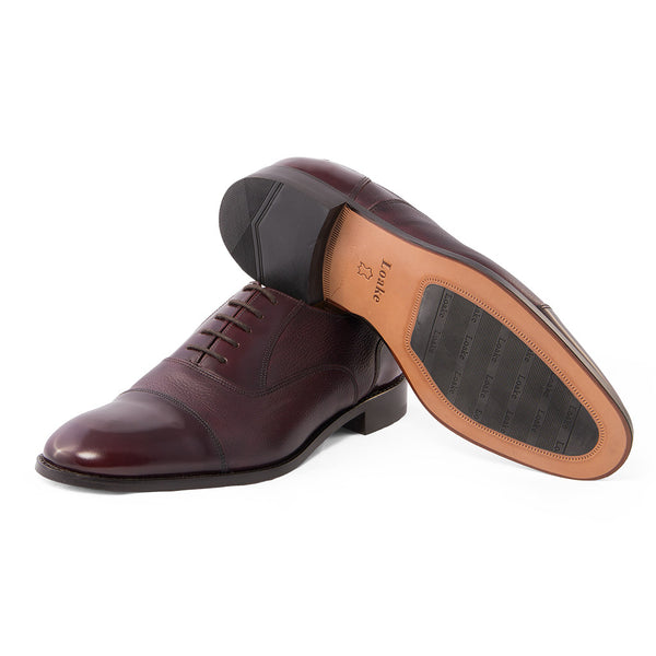 Bibury Burgundy shoes